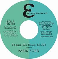 Paris Ford - Boogie On Down - Epsilon Records image
