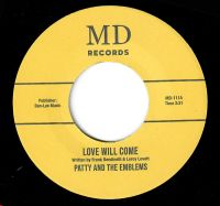 Patty And The Emblems - Love Will Come - MD Records image