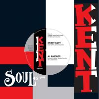 Al Gardner / Jack Ashford - Sweet Baby / I'll Fly To Your Open Arms - Kent Soul image