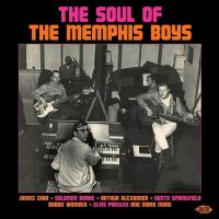 The Soul Of The Memphis Boys - Various Artists - Kent Records CD image