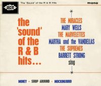 The Sound Of The R&B Hits (Motown) - Various Artists - Kent Records CD image